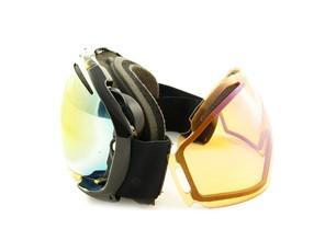 Okulary sportowe OAKLEY GOGLE - OO7037 59-133 AIRBIKE