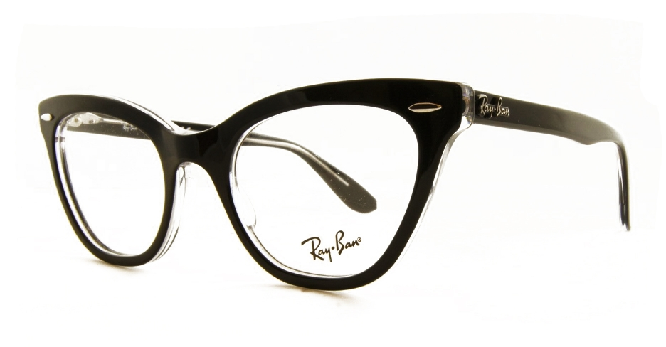 Okulary korekcyjne Ray Ban. Kocie oczy oprawki. Oprawki Ray