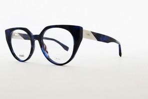 okulary korekcyjne FENDI - FF 0160 YBV