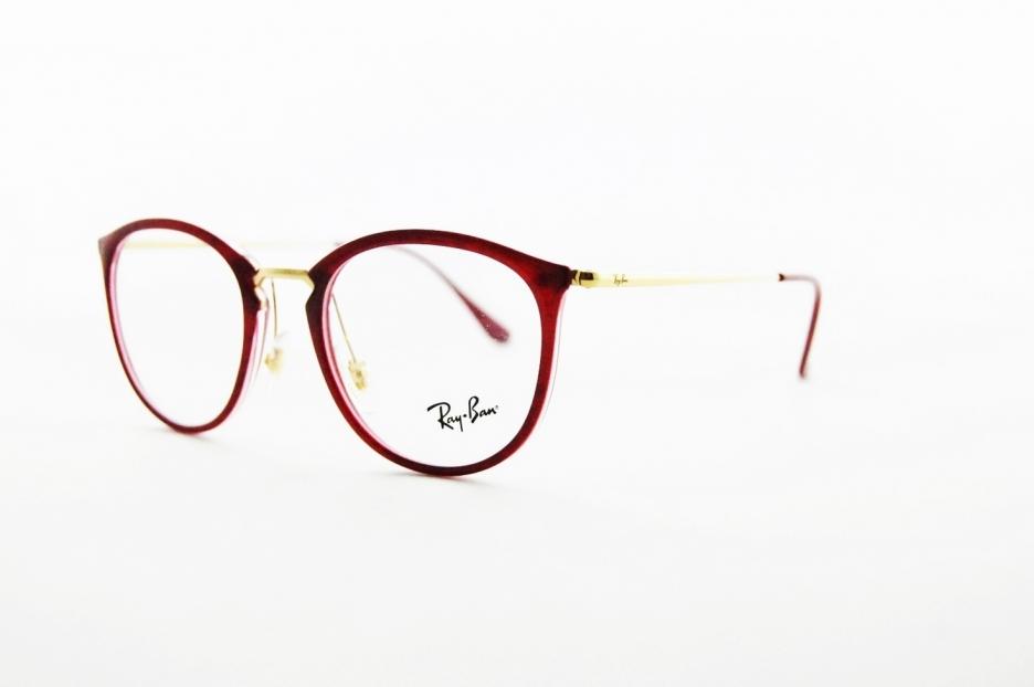 b60956232e Okulary korekcyjne Ray Ban model RB 7140 5854 - dooka.pl