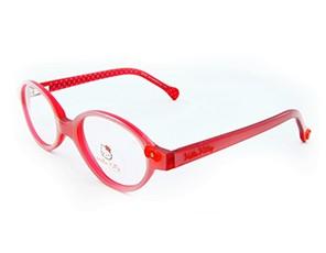 Okulary dziecięce HELLO KITTY - HE AA013 C10