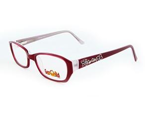 Okulary dziecięce GARFIELD - 405 BURGUNDY