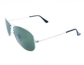 Okulary przeciwsłoneczne Ray Ban - RB 3362 COCKPIT 004/58